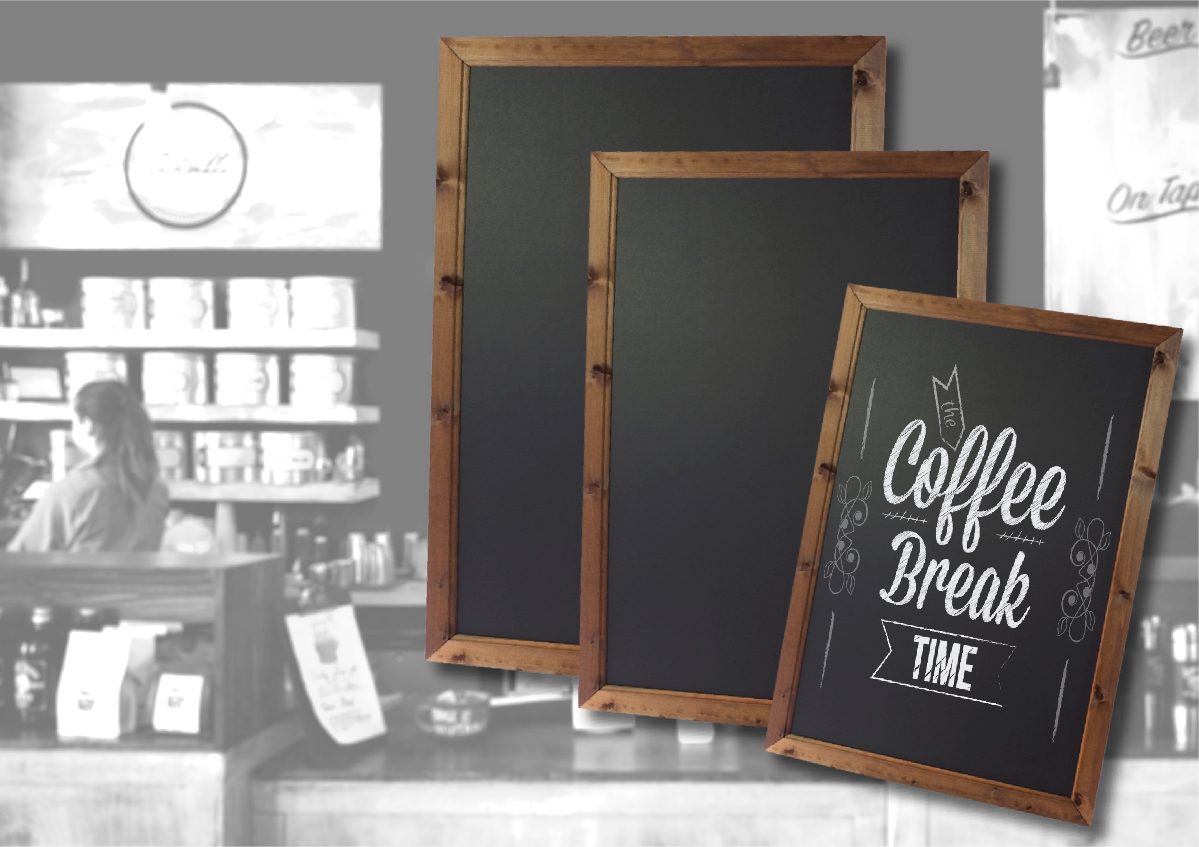 Chalkboards - Blackboards - Chalk Pens