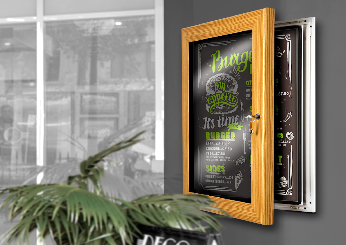Menu Boards and Displays
