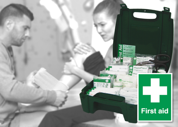 First Aid Kits - First Aid Posters & Signs