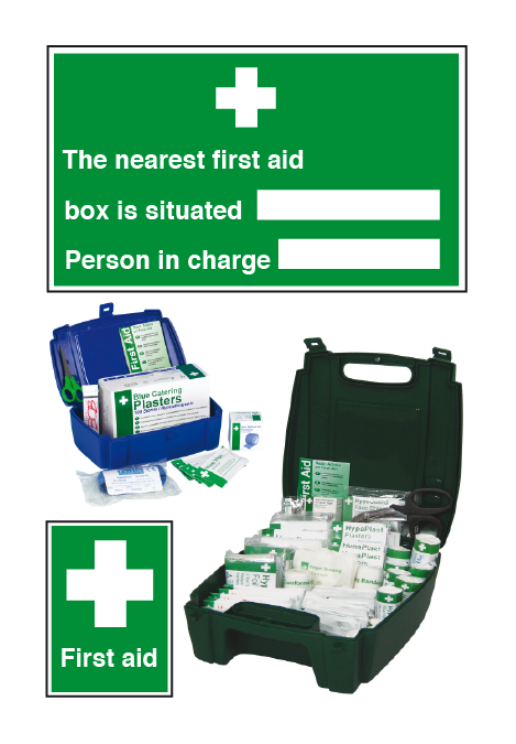 First Aid Signs & First Aid Kits