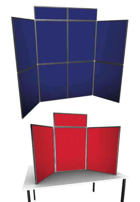 Folding Display Stands