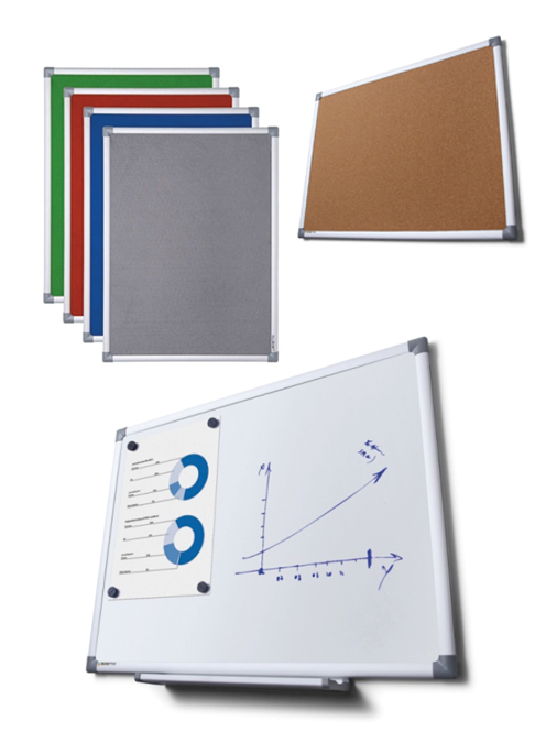 Pin Boards & Dry Wipe Boards