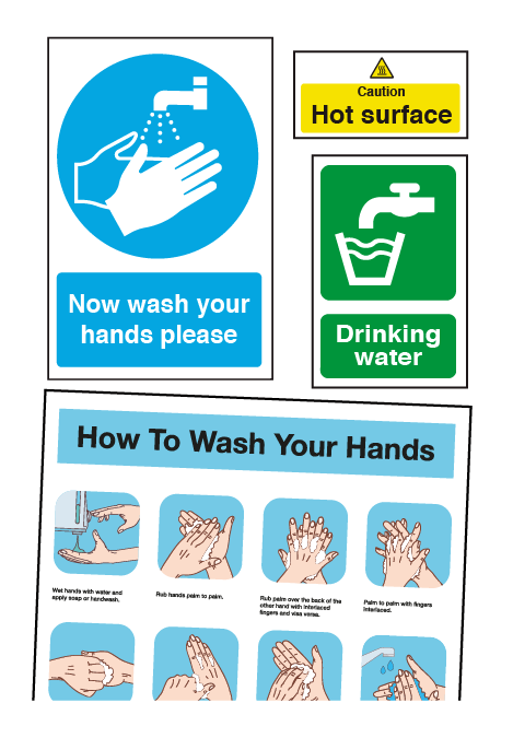 Catering Staff Personal Hygiene Signs & Posters