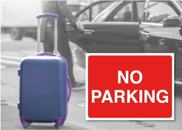 Car Park & Traffic Management Signs