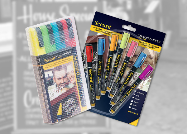 Chalk Pens and Accessories