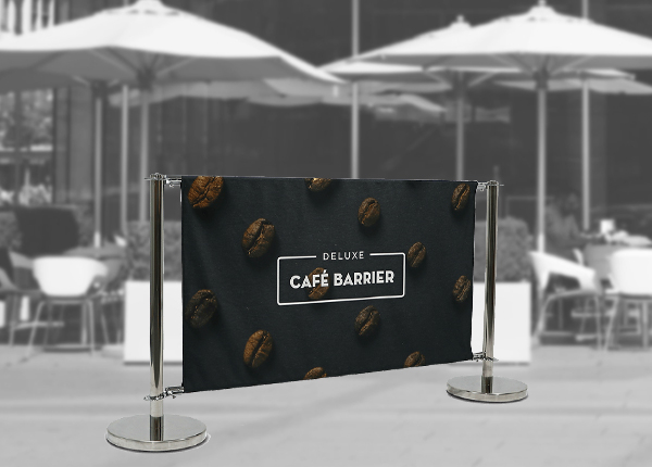Deluxe Cafe Barrier