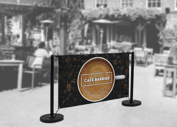 Economy Cafe Barriers
