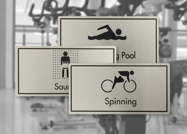 Sport and Leisure Club Signs