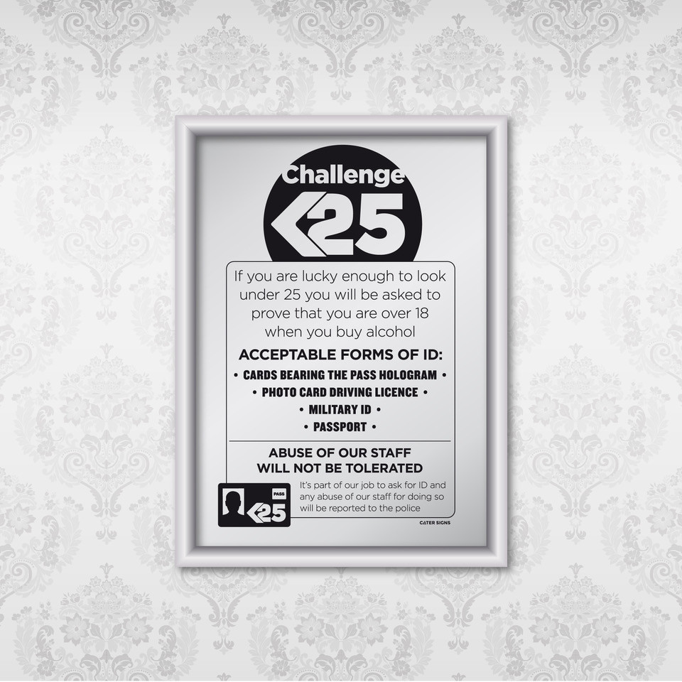 A5 Silver - 15mm Poster Display Snap Frame