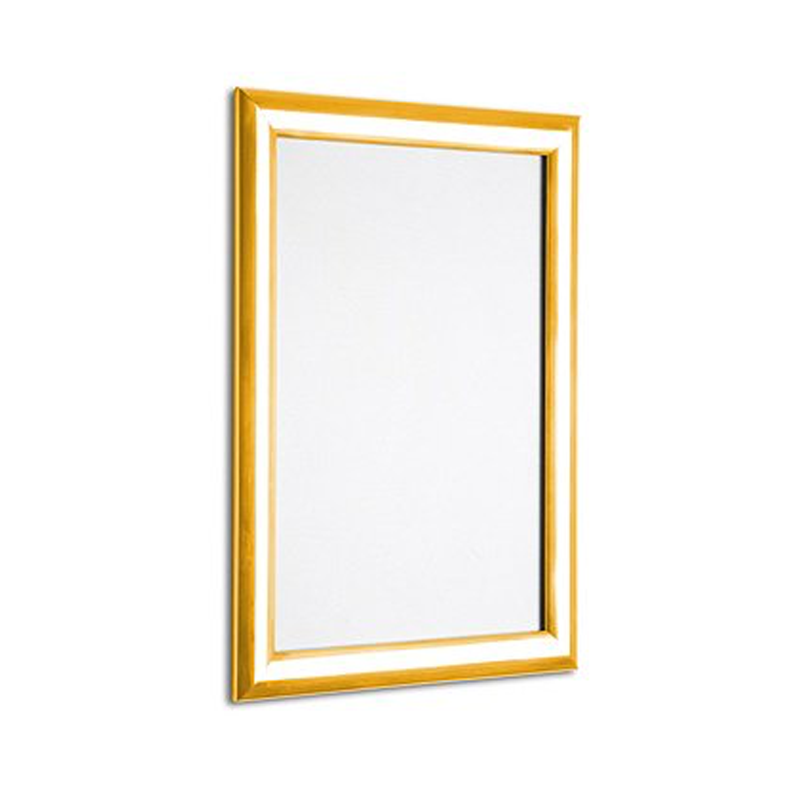 Polished Gold 25mm Poster Display Snap Frames , Catersigns Limited