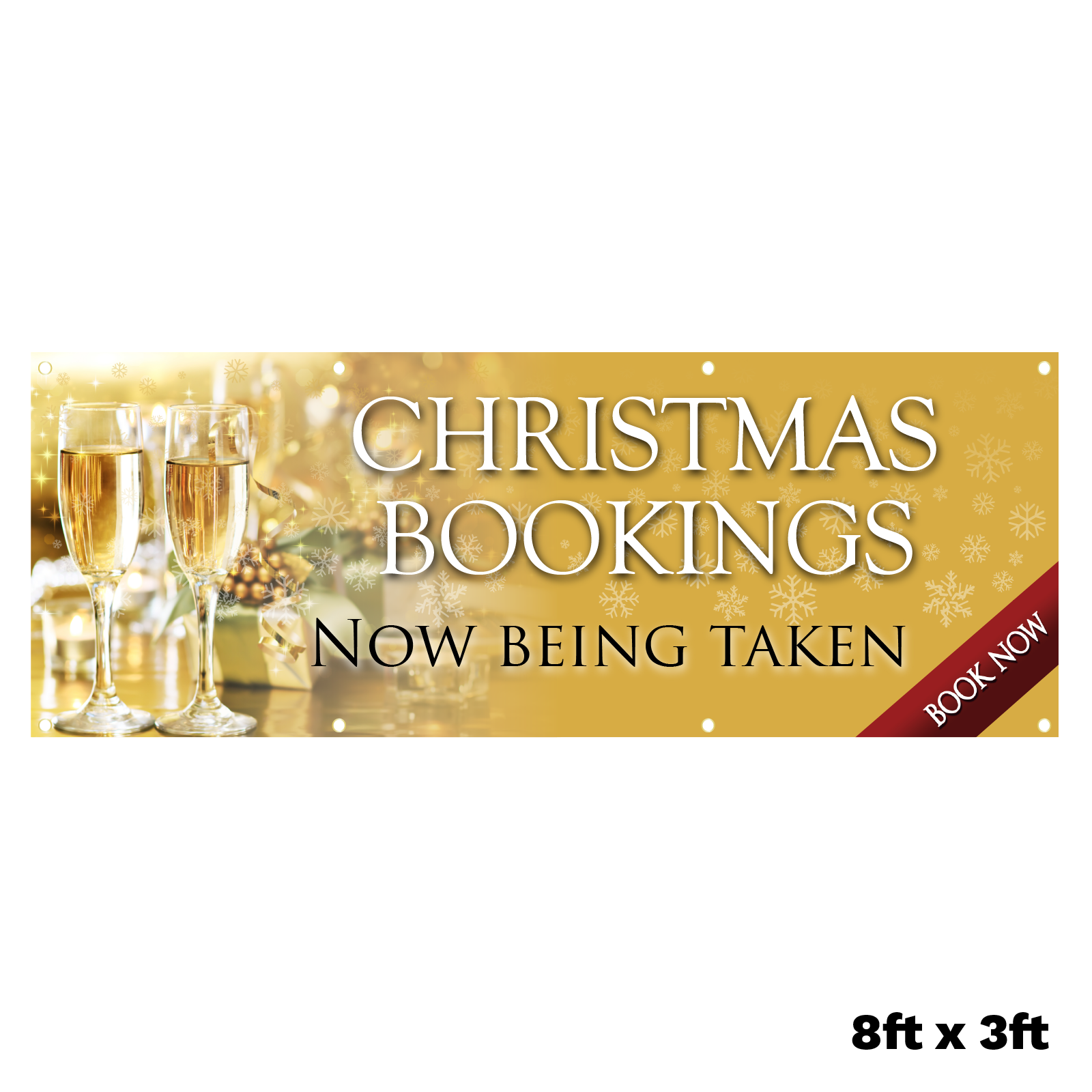 Advertising for Christmas