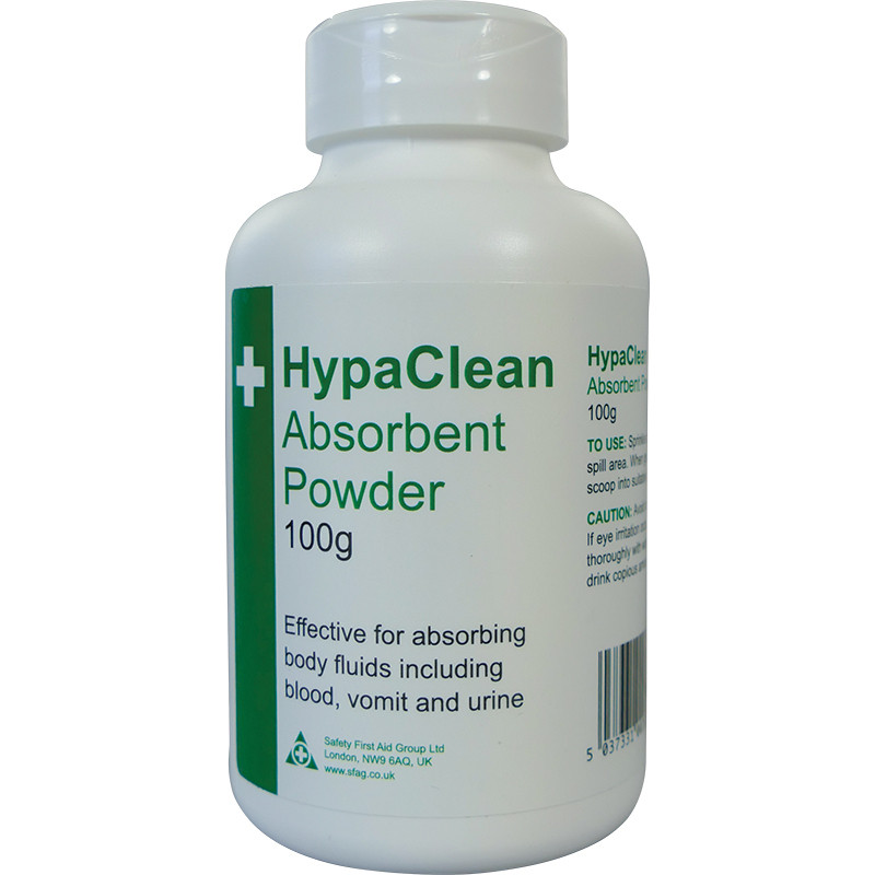 HypaClean Absorbent Powder 100g