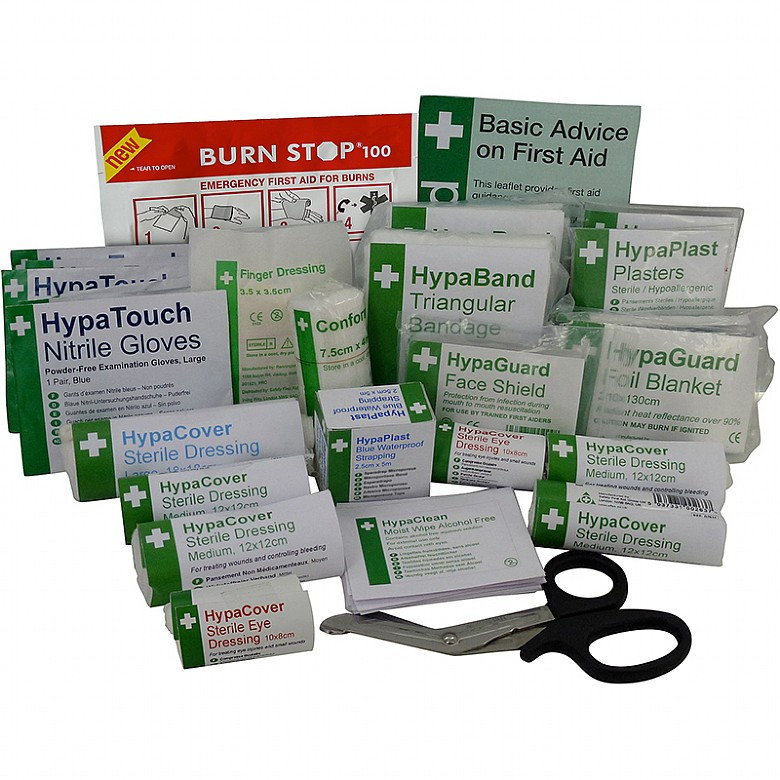 Medium First Aid Refill
