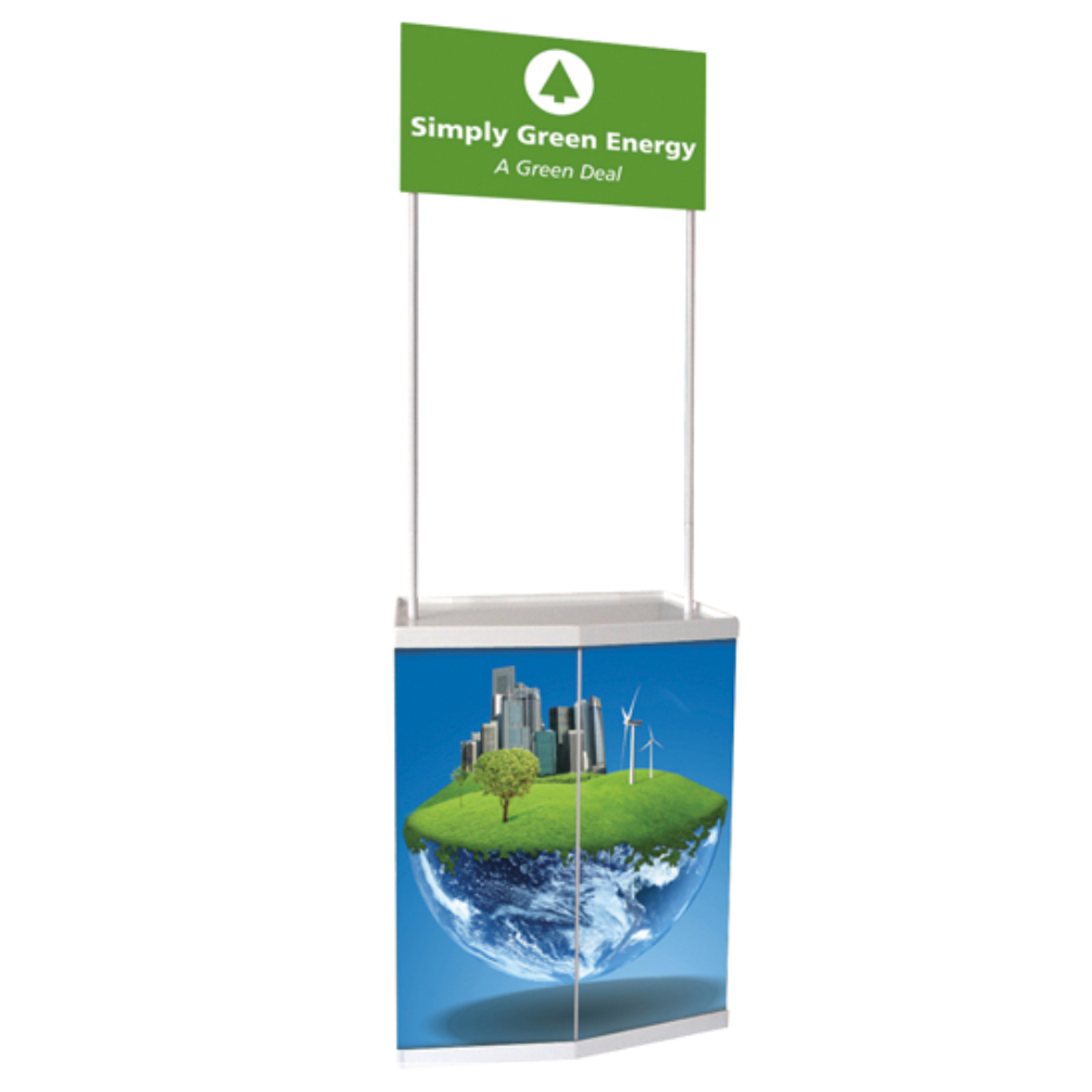 Petite Promotional Counter Display Only