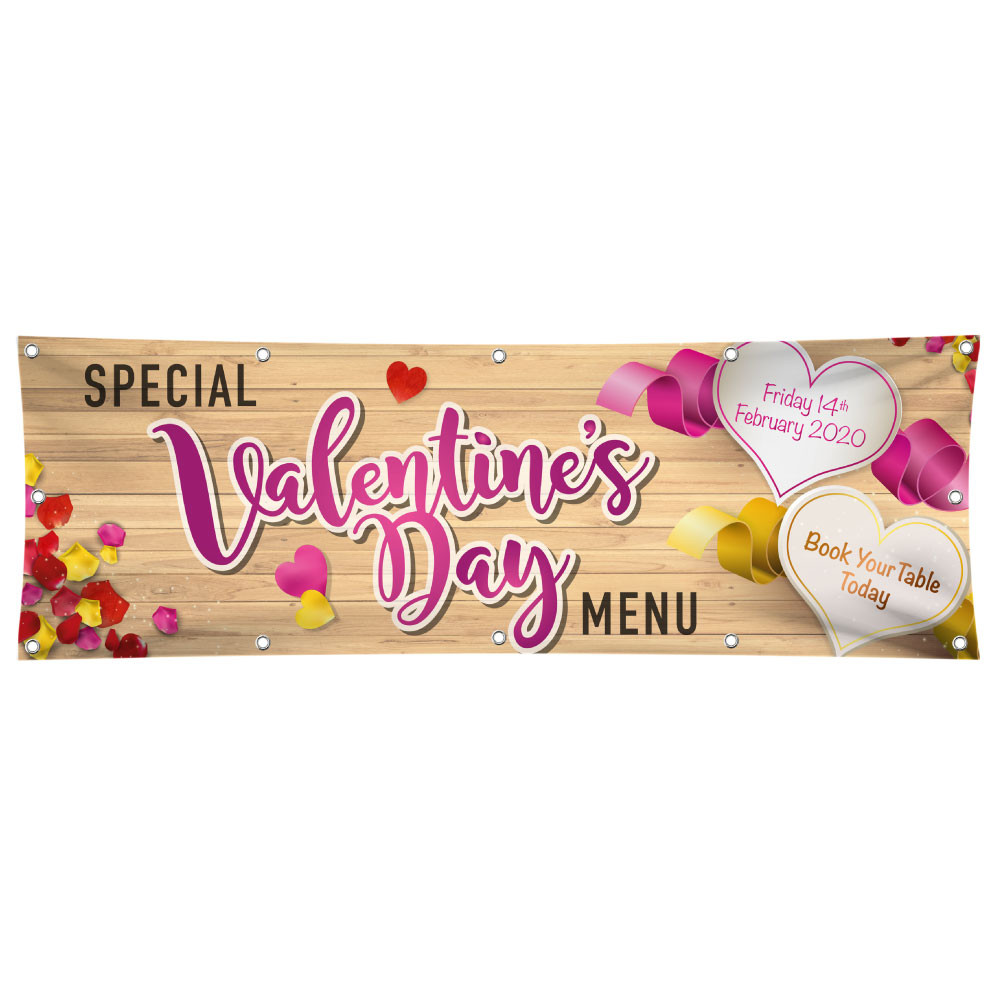 Business Printed Outdoor PVC Banner Party 3ft x 6ft Advertising Sales
