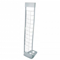 10-Up Deluxe Literature Display Stand