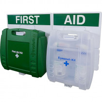 21-50 Persons Eyewash & First Aid Point