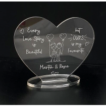 Personalised Valentines Gift