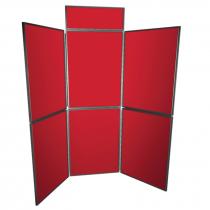 6 Panel Folding Display Kit