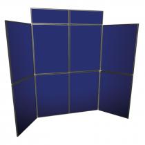 8 Panel Folding Display Kit
