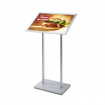 A2 Landscape Poster Display Stand
