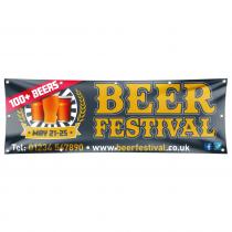 Beer Festival Pub Banner