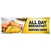 Breakfast Pub Banner