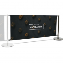 Deluxe Café Barrier 2000mm Extension Kit