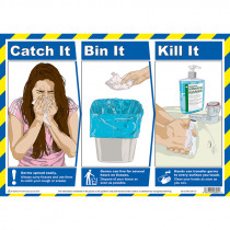 Catch It, Bin It, Kill It, Poster
