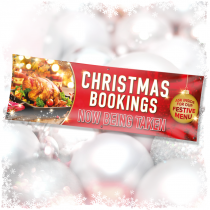 Banners Christmas Menu