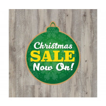 Christmas Sale Now On - Floor Graphic
