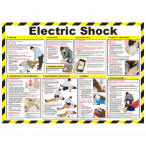 Treatment for an Electric Shock Poster