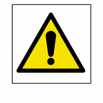 Warning Safety Symbol Sign
