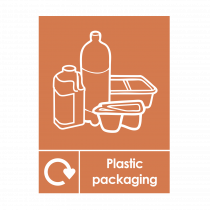 Plastic Bottles & Packaging Recycling Notice