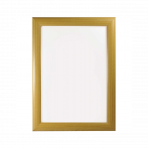 Pine Finish 25mm Poster Display Snap Frames