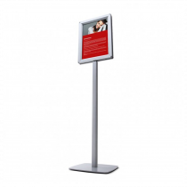 Freestanding Double Sided Vertical Signpoints
