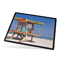 Computer Mouse Mat Photo Holder