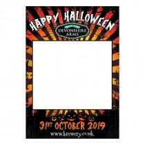 Halloween selfie frames photo prop frames