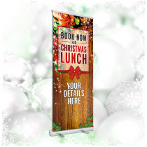 Personalised Pop Up Banners