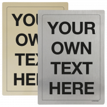 Create your own Licensing & Bar Notice