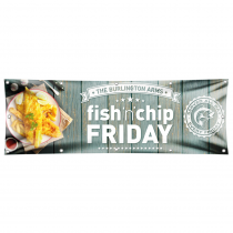 Fish n Chip Pub Banner