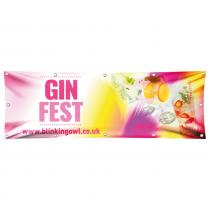 Gin Festival Pub Banner