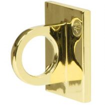 Gold Rope Barrier Wall Bracket