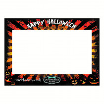 Happy Halloween Photo Booth Selfie Frame. A2 Landscape size