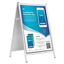 "Informer 20 x 30"" Poster Panel Pavement Display"