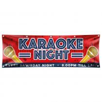 Karaoke Pub Banner