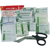 Large Workplace First Aid Kit Refill