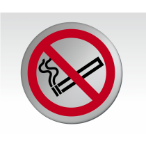 No Smoking Symbol Disc