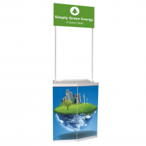 Petite Promotional Counter Display