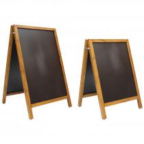 Premium Full Frame Wooden A Board